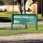 Windosr-Village-Community-Sign